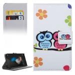 Schutzhülle Muster 34 für Huawei G8 5.5 Zoll Bookcover Tasche Case Hülle Wallet