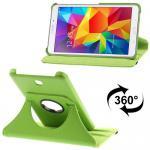 Schutzhülle 360 Grad Grün Tasche für Samsung Galaxy Tab 4 7.0 SM-T230 T230 Neu