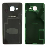 Samsung GH82-11020B Akkudeckel für Galaxy A5 A510F + Klebepad Adhesive Schwarz