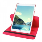 Schutzhülle 360 Grad Rot Tasche für Apple iPad Mini 4 7.9 Zoll Hülle Case Schutz