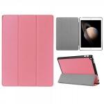 Smartcover Rosa Cover Tasche für Apple iPad Pro 12.9 Zoll Hülle Etui Case Schutz