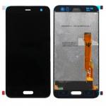 Ersatz Display LCD Komplett Einheit für HTC U11 Life Reparatur Schwarz Ersatz