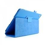 Backcover Tasche aufstellbar für Google Nexus 9 Etui Case Schale Hülle blau