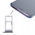 Für Samsung Galaxy S9 G960 / S9 Plus G965 Simkarten Halter Tray SD Card Schwarz