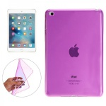 Schutzhülle Silikon Glossy Pink Hülle für Apple iPad Pro 12.9 Zoll Tasche Case