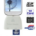 5 in 1 Card Reader Connection Kit for Samsung Galaxy Note i9220 10.1 N8000 Micro