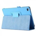 Schutzhülle Hellblau Tasche für Apple iPad Pro 12.9 Zoll Hülle Case Cover Etui