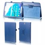 Für Huawei MediaPad M5 10.8 Schutzhülle Dunkelblau Tasche Hülle Case Cover Etui