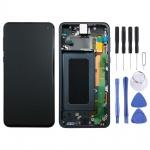 Samsung Display LCD Komplettset GH82-18852A Schwarz für Galaxy S10e 5.8 G970F