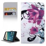 Schutzhülle Muster 3 für LG Google Nexus 5X Bookcover Tasche Hülle Book Case