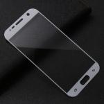 0, 3 mm H9 gebogenes Panzerglas Weiß Folie für Samsung Galaxy S7 G930F Hülle Neu