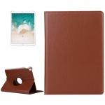 Schutzhülle 360 Grad Braun Case Cover Etui Tasche für Apple iPad Pro 10.5 2017