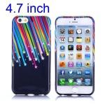 Günstige Hülle Schutz Silikon TPU für Apple iPhone 6 4.7 Handyzubehör Motiv 11