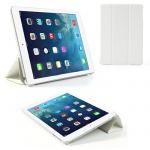 Smartcover Weiss Case Etui für Apple iPad Air Case Hülle + Folie und Touchpen