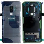Samsung GH82-15652D Akkudeckel Deckel für Galaxy S9 Plus G965F Klebepad Blau Neu