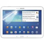 Displayschutzfolie für Samsung Galaxy Tab 3 10.1 P5200 P5210 Zubehör + Poliertuch