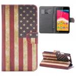 Schutzhülle Muster 10 für Wiko Rainbow Jam Bookcover Tasche Hülle Wallet Case