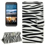 Schutzhülle Muster 7 für HTC One 3 M9 2015 Tasche Cover Case Hülle Etui Schutz