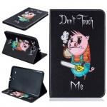 Schutzhülle Motiv 87 Tasche für Samsung Galaxy Tab E 9.6 T560 Hülle Case Cover