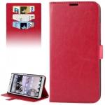 Schutzhülle Pink für Huawei Ascend Mate 2 4G Bookcover Tasche Hülle Wallet Neu