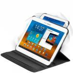 Edle Schutzhülle Schutzhülle Etui für Samsung Galaxy Tab 3 10.1 P5200 P5210 Tasche