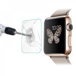 Premium 0, 2 mm H9 Hartglasfolie Schock Folie für Apple Smart Watch ( 42 mm )