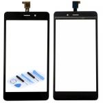 Reparatur Display TouchScreen Digitizer Schwarz für Wiko Pulp Fab 4G für LCD Neu