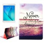 Schutzhülle Motiv 63 Tasche für Samsung Galaxy Tab A 9.7 T550 T555N Hülle Cover