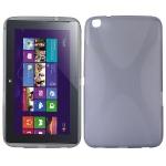 Schutzhülle Tasche X-Line Grau für Samsung Galaxy Tab 3 8.0 Plus P8200 Case Neu