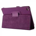 Schutzhülle Lila Tasche für Apple iPad Pro 12.9 Zoll Hülle Case Cover Etui Neu