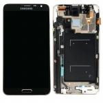 Display LCD Komplettset GH97-15540A Schwarz für Samsung Galaxy Note 3 Neo N7505