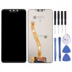 Für Huawei P Smart Plus Reparatur Display LCD Komplett Einheit Touch Schwarz Neu