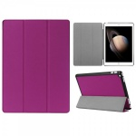 Smartcover Lila Cover Tasche für Apple iPad Pro 12.9 Zoll Hülle Etui Case Schutz