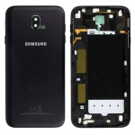 Samsung GH82-14448A Akkudeckel Deckel für Galaxy J7 J730F 2017 Duos Schwarz Neu