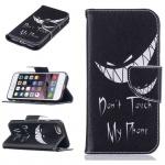 Schutzhülle Muster 64 für Apple iPhone 7 Bookcover Tasche Case Hülle Wallet Etui