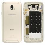 Samsung GH82-14448C Akkudeckel Deckel für Galaxy J7 J730F 2017 Duos + Gold Neu