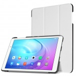 Smartcover Weiß für Huawei MediaPad T2 10.0 Pro Hülle Case Tasche Schutz Premium