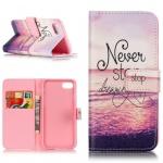Schutzhülle Muster 67 für Apple iPhone 7 Bookcover Tasche Case Hülle Wallet Etui