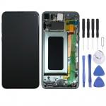 Samsung Display LCD Komplettset GH82-18852E Grün für Galaxy S10e 5.8 Zoll G970F