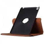 Schutzhülle 360 Grad Braun Tasche für Apple iPad Pro 12.9 Zoll Hülle Case Etui