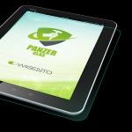 0, 4 mm H9 Panzerglas Echt Glas Tempered für Apple iPad Air 2 Schutz Hülle Folie