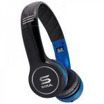 SOUL SL100UB Kopfhörer On Ear Hörer Headset 3, 5 mm Blau by Ludacris
