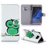 Schutzhülle Muster 83 für Samsung Galaxy S7 Edge G935F Tasche Cover Case Hülle