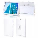 Für Huawei MediaPad M5 8.4 Schutzhülle Weiß Tasche Hülle Case Cover Etui Neu Top