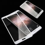 Full Hartglas 0, 26 mm dünne H9 Weiß für Huawei Honor 8 Pro Schutz Hülle Neu