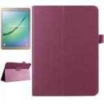Schutzhülle Lila Tasche für Samsung Galaxy Tab S2 9.7 SM T810 T815N Hülle Case