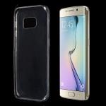 Silikonhülle 0, 3 ultra dünn Transparent für Samsung Galaxy S6 Edge G925F Hülle