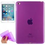 Schutzhülle Silikon Glossy Serie Lila Hülle für Apple iPad Mini 4 7.9 Tasche Neu