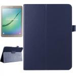 Schutzhülle Dunkelblau Tasche für Samsung Galaxy Tab S2 9.7 SM T810 T815N Hülle