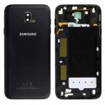 Samsung GH82-14576A Akkudeckel Deckel für Galaxy J5 J530F 2017 Schwarz Gehäuse